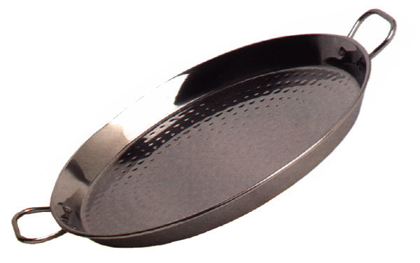 Garcima 30cm Paellera pulida induccion 1 r