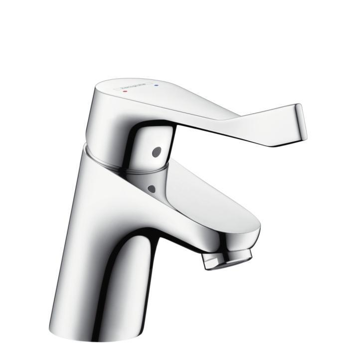 31910000 HG FOCUS 70 CARE SINGLE LEVER BASIN MIXER 70 WITH POPUP