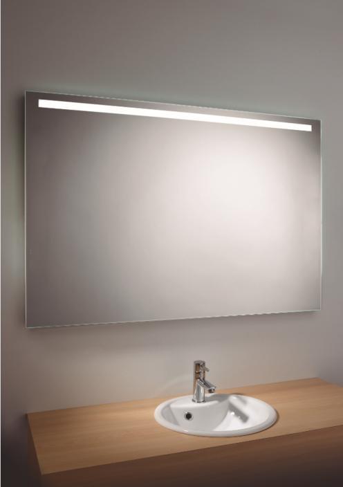 e espejo x luz superior